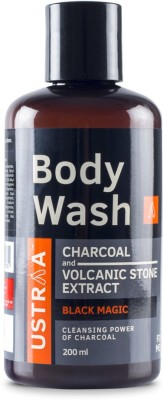 Ustraa Body Wash - Black Magic(200 ml)