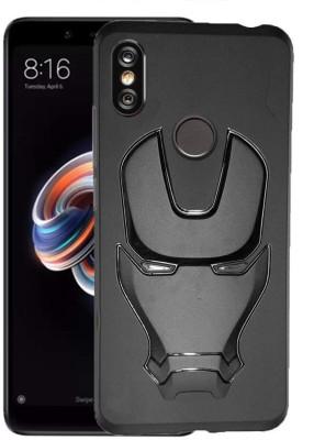 VAKIBO Back Cover for Mi Redmi Note 5 Pro(Black, Flexible)