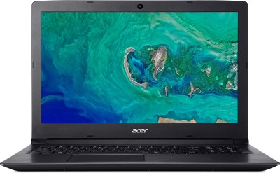 Acer Aspire 3 Celeron Dual Core - (2 GB/500 GB HDD/Linux) A315-33-C89L Laptop(15.6 inch, Black, 2.1 kg)