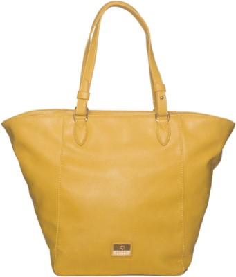Caprese Women Yellow Tote