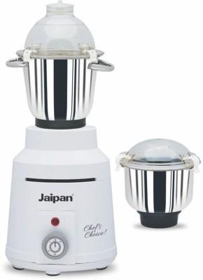 Jaipan MIXER GRINDER 1400 Mixer Grinder(White, 2 Jars)