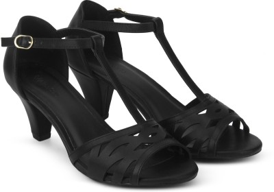 Allen Solly Women BLACK Heels
