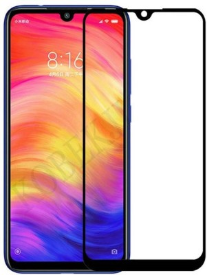 Classy Edge To Edge Tempered Glass for Mi Redmi Note 7 Pro, Mi Redmi Note 7S, Mi Redmi Note 7(Pack of 1)
