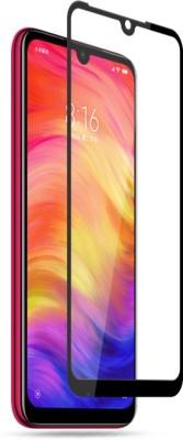Karpine Edge To Edge Tempered Glass for Mi Redmi Note 7, Mi Redmi Note 7 Pro, Mi Redmi Note 7S(Pack of 1)