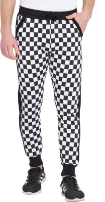 Plus91 Relaxed Men Multicolor Trousers