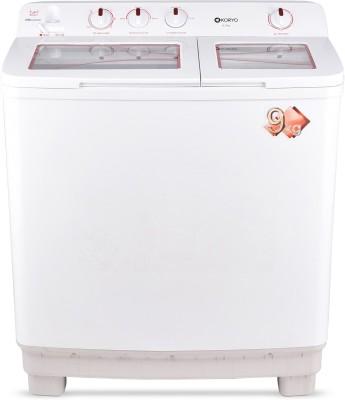 Koryo 9 kg Semi Automatic Top Load Washing Machine White(KWM9017SA) (Koryo)  Buy Online