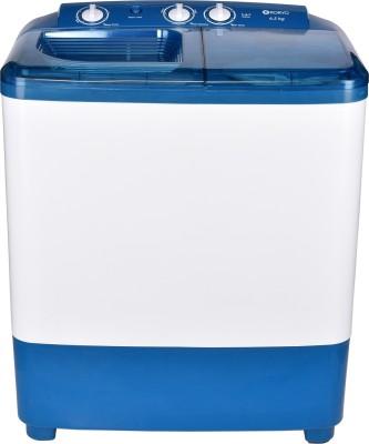 Koryo 6.5 kg Semi Automatic Top Load Washing Machine Blue, White(KWM6818SA) (Koryo)  Buy Online