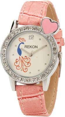 REKON P-2019 Boutique Collection Analog Watch  - For Women