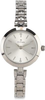 Titan 2598SM01 Analog Watch  - For Women