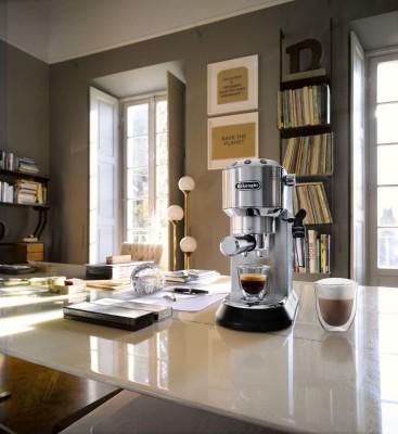 Delonghi EC685M 3 Cups Coffee Maker(Metallic)