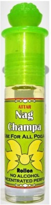 INDRA SUGANDH Attar Nag Champa ~इत्र नाग चम्पा~ Pure Attar Nag Champa~the reach divine fragnance … Herbal Attar(Champa)