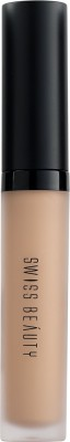 Swiss Beauty Liquid - medium beige Concealer(medium beige, 5.6 g)