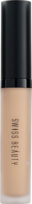 Swiss Beauty Liquid - sand sable Concealer(sand sable, 5.6 g)