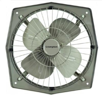 Crompton TRANS AIR 300 MM 300 mm 4 Blade Exhaust Fan(BLUE, Pack of 1)