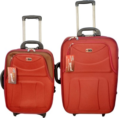 Oster Suitcase Combo(Red)