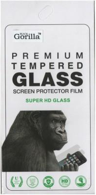 BLACK GORILLA Tempered Glass Guard for Micromax Canvas Spark 3 Q385