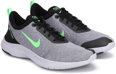 7ea7067f3a348 Nike FLEX EXPERIENCE RN 8 Running Shoes For Men(Grey) best price on Flipkart