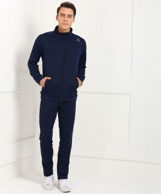 REEBOK Solid Men's Track Suit