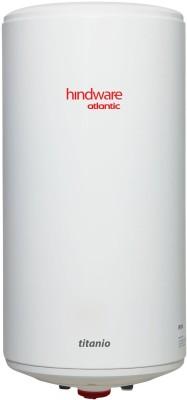 Hindware 15 L Storage Water Geyser (Atlantic Titanio, White)
