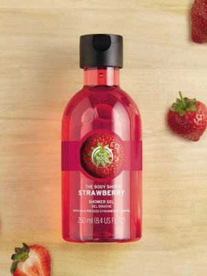 The Body Shop Strawberry Shower Gel(250 ml)