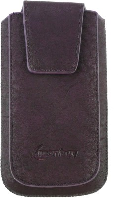JoJo Wallet Case Cover for HP Slate6 VoiceTab(Dark Grey, Artificial Leather)