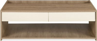 @home by Nilkamal Sentil Engineered Wood Coffee Table(Finish Color - oak)