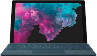 Microsoft Surface Pro 6 Core i7 8th Gen - (8 GB/256 GB SSD/Windows 10 Home) 1796 2 in 1 Laptop(12.3 inch, Grey, 0.78 kg)