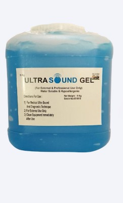 AQUATIOS GEL Ultrasound Gel 5Kg With 250ml USG Gel Medical Equipment Combo