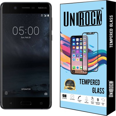 Unirock Tempered Glass Guard for Nokia 5(Pack of 2)