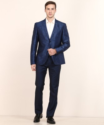 V DOT BY VAN HEUSEN Suits Printed Men Suit at flipkart