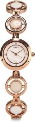 Timex TWEL12202T Fria Analog Watch - For Women