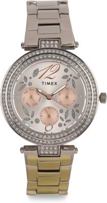 Timex TWEL12001 E Class Analog Watch - For Women