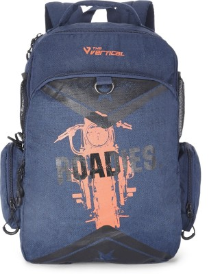 The Vertical RIO 31 L Laptop Backpack Blue The Vertical Backpacks
