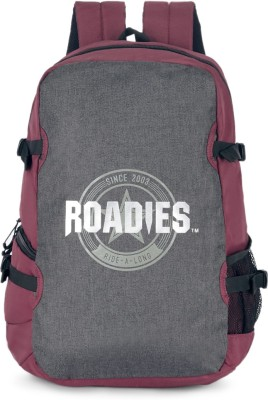 The Vertical CHAMPION 31 L Laptop Backpack Maroon, Grey The Vertical Backpacks