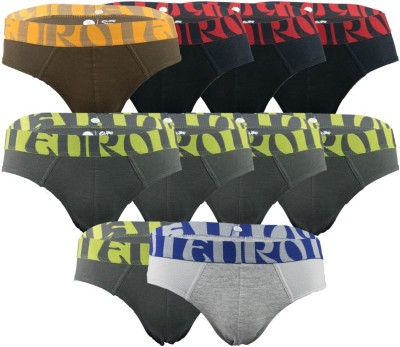 Euro Fashion Men Brief(Pack of 10)
