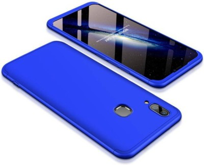 SAM GADGETS WORLD Back Cover for Vivo V9(Blue, Shock Proof)