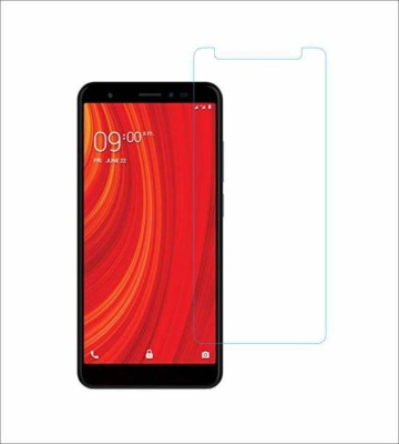 BIZBEEtech Tempered Glass Guard for LAVA Z61(Pack of 1)