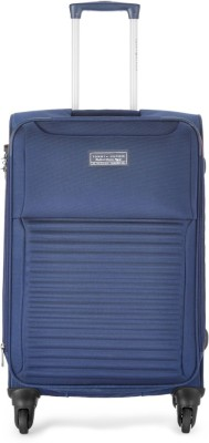 Tommy Hilfiger EAST BOSTON Expandable Check in Luggage   26 inch