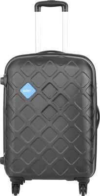 Safari Mosaic Check-in Luggage - 26 inch  (Black)