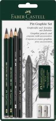 Faber-Castell PITT Graphite Woodless Graphite Master Set