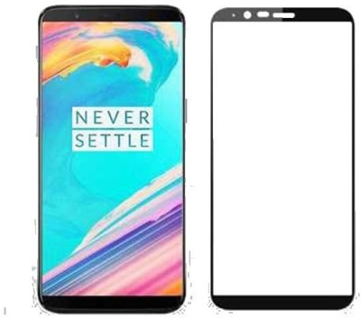 Tough Lee Tempered Glass Guard for OnePlus 5T(Pack of 1)