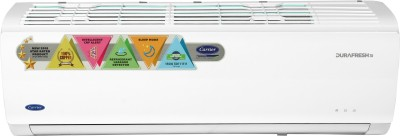 View Carrier 1 Tons Inverter AC  - White(12k CUB Durafresh)  Price Online