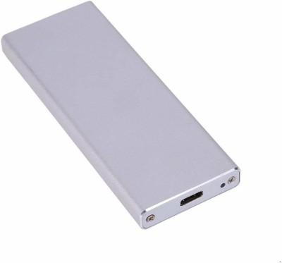 LipiWorld 6 GB External Hard Disk Drive with 6 GB Cloud Storage(Aluminum)