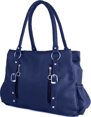 Urban Trend Women Blue Shoulder Bag