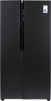 Image of Haier 565 L Frost Free Side by Side Refrigerator which is best refrigerator under 70000