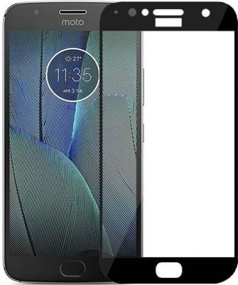 ZIVITE Edge To Edge Tempered Glass for Motorola Moto G5s(Pack of 1)