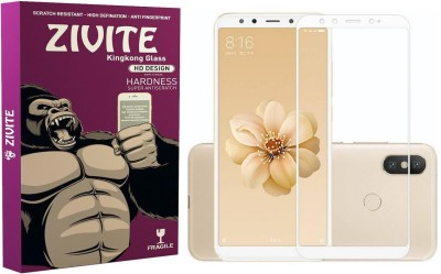 ZIVITE Edge To Edge Tempered Glass for Mi Redmi S2(Pack of 1)