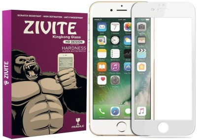 ZIVITE Edge To Edge Tempered Glass for Apple iPhone 6 Plus(Pack of 1)