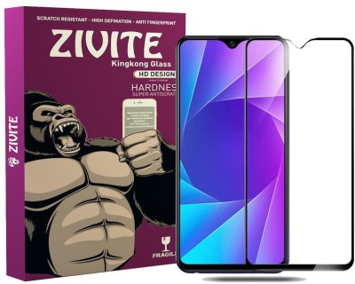ZIVITE Edge To Edge Tempered Glass for Vivo Y95 / Y93(Pack of 1)