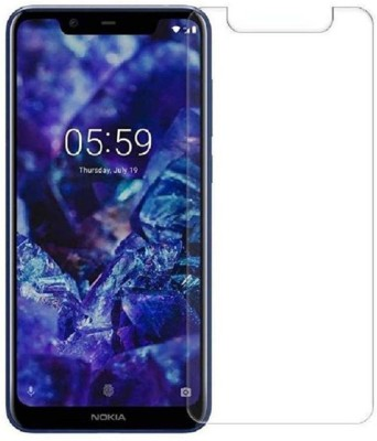 MOBIHUB Tempered Glass Guard for OPPO F1 Plus(Pack of 1)